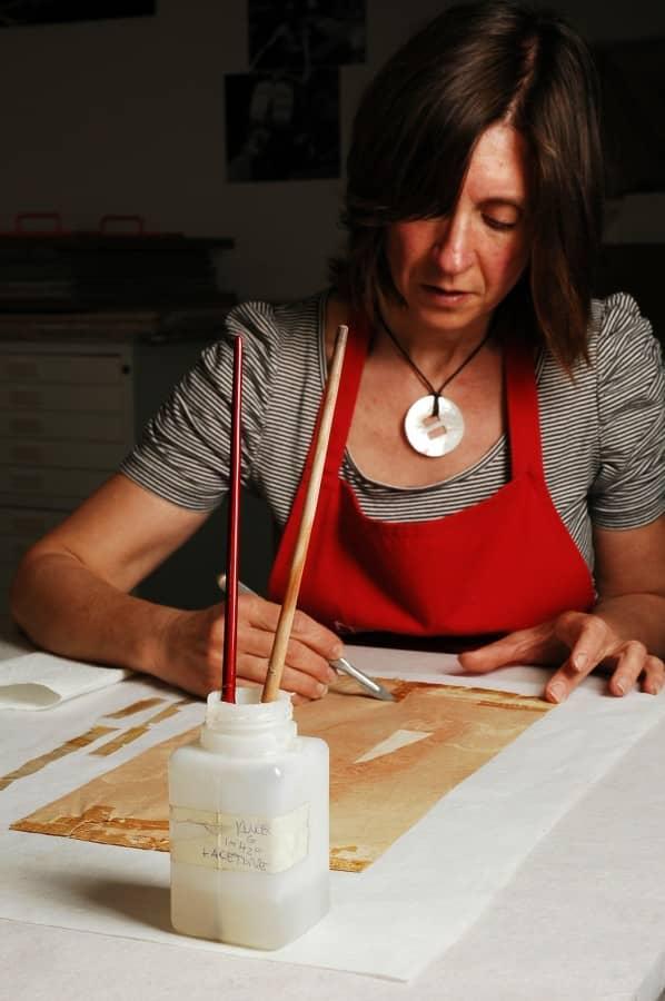 Lucia tarantola wellmade for Piani di gabinetto artigiano