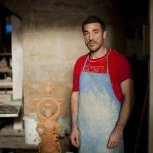 nicolo-morales-ceramists-caltagirone-catania-profile